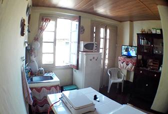 Alojamiento con cocina pension samos