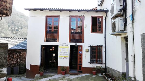 Pensión Santa Rosa Tu alojamiento en Samos