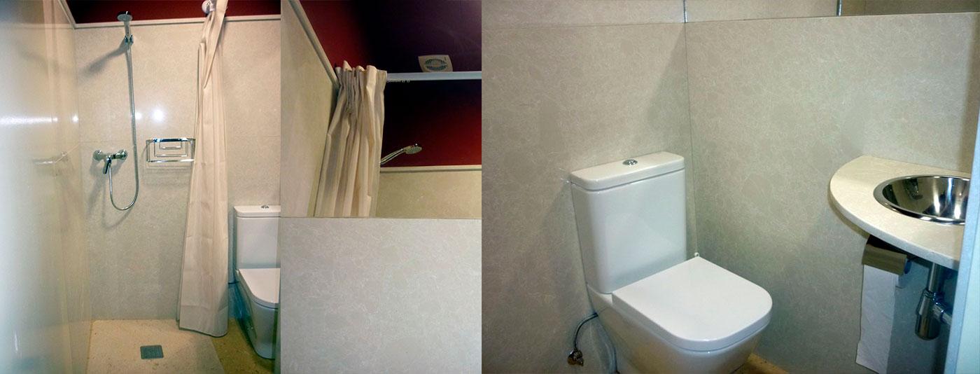 Nuevo Baño Completo en anexo - EXCLUSIVO