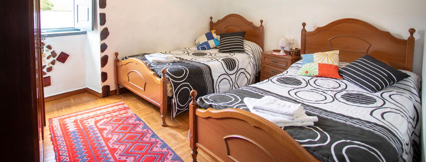 Habitación Doble en Samos
