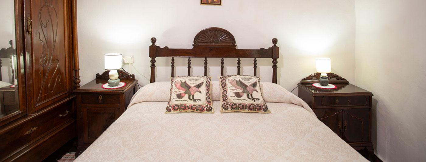 Habitación Doble uso Matrimonio